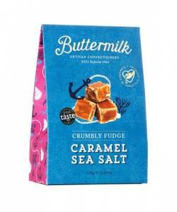 Bilde av Buttermilk Luxury Caramel & Seasalt Fudge