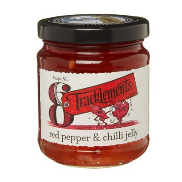 RED PEPPER & CHILI JAM